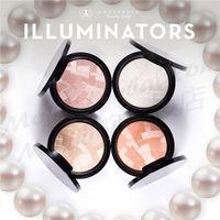 Wholesale 2016 Ana stasia Illuminators Highlighter Makeup Cheek Face Facial Highlighter Skin Illuminator Complexion Face Contour Highlighter Powder