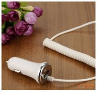 amazon iphone charger - New car charger amazon hot style bottle NOTE3 car mounted charger electroplating process