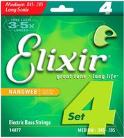 bass guitar strings elixir - Elixir bass strings electric bass guitar string musical instrument parts guitar accessories