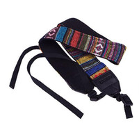 Wholesale New DSLR Camera Strap Neck Shoulder Sling Belt For Canon Nikon Fuji Sony