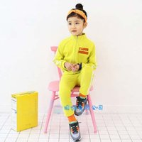 activewear pants - Korean Girl Dress Child Clothes Kids Clothing Girls Outfits Autumn Coat Kid Activewear Pants Children Set Kids Suit Outfits Ciao C25760