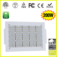 Wholesale waterproof IP65 high power W led Gas Station Canopy Lighting BRIDGELUX chips LED Canopy Light for Gas Station