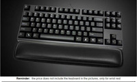 IDE Cable Laptop Leather new ergonomical leather keyboard rest wrist pad mat raised platform hands comfort cushion support for PC office decoration 2138