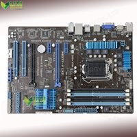 asus motherboards for sale - Second Hand For Asus P8Z77 V LX2 Desktop Motherboard For Intel Z77 DDR3 Socket LGA On Sale