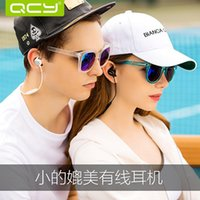 apples origins - QCY QY19 Bluetooth Headset Wireless Earphone Sport Driving English Voice New For iPhone Xiaomi PC Smartphones Brand Origin