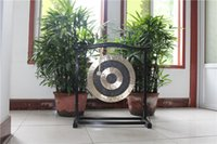 Wholesale quot Wing Gong Large size gong Chinese traditional wind gong Therapy Gong Yoga Gong Wind Gong Handmade Gong