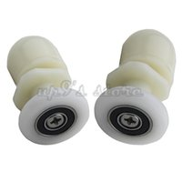 Wholesale 8pc Replacement Shower Door Roller Wheel Runner Plastic Pulley mm mm