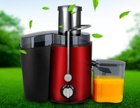 Wholesale juicers home Vegetable Fruit Juicers Machine Lemon juicer Electric Juice Extractor Original Household slow Juicers
