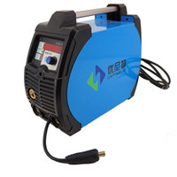Wholesale OEM ODM welcome factory direct sale hitbox MIG175 AMP V MIG WELDER IN WITH MIG MMA LIFT TIG DIGITAL CONTROAL