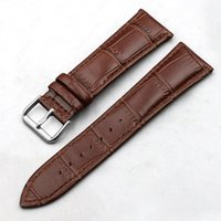 Wholesale Genuine Crocodile Snake leather Watchband Replacement Wrist Band Straps for Apple Smart Watch iwatch Strap mm watch bands Newest