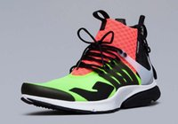 Wholesale With Box ACRONYM Air Presto Mid Sportswear Running Shoes