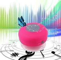 big button mobile - Halloween Promotion Nice Waterproof Wireless Bluetooth Speaker Big Sucker Altavoz Support Handsfree Receive Call Music Player for xiaomi