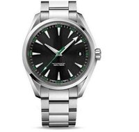 aqua master - Luxury Automatic Watch Fashion watch Aqua Terra m Master Co Axial mm Stainless Steel Man Wristwatch
