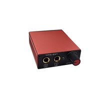 Wholesale Red Color High Quality Cube Shape Professional Tattoo Power Supplies Permanent Makeup Machine for Body Art Lowest Price