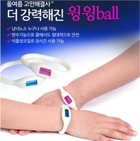 Wholesale New sport waterproof silicon Mosquito Repellent Band Bracelets Anti Mosquito Pure Natural Baby Wristband months duration
