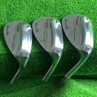 Wholesale New Golf Clubs heads ROMARO Alcobaca Steram Golf Wedges heads loft Club Set NO shaft