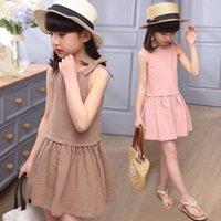 Wholesale Kids Girls Summer Princess Dress new children dress color children summer dress