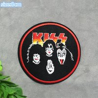 Wholesale 2016 Harley team fashion Iron On Embroidered Patch Appliques DIY bag clothing patches Applique Badges