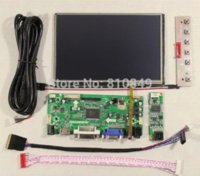 Optoelectronic Displays - DMI DVI VGA Audio Lcd controller board M NT68676 A inch N070ICG LD1 LD4 Touch panel Other Optoelectronic Displays Cheap Other