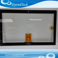 Wholesale Original New All in One PC Front Glass Panel with Touch Screen Fit For Lenovo B50 inch