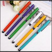 best multifunction pen - Metal Roller Pen and Touch Pen Multifunction digital pen for ipad best touch pen in china