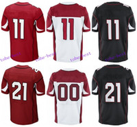 arizona cardinal jersey - 2016 Arizona football jersey Cardinals Soccer rugby jerseys Mathieu Fitzgerald Peterson Palmer Red White Black freeshipping