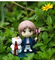 best movies books - 9cm Q style Natsume s Book of Friends Action Figure doll toys best Christmas gift