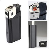 Wholesale V18 Lighter Mini USB Spy Cam Camcorder DVR Hidden Camera DV Video Recorder