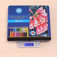 Wholesale Hottest Colors Pencil Adult Coloring Books Water Color Pencils Colors Pencils Drawing Water Pencils For Secret Garden Series Books