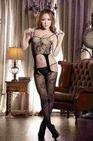 Wholesale Sexy Costumes Erotic Sexy Lingerie Hot Women Sexy Underwear Body Stocking Slips Sexy Teddy Sleepwear Pajamas Sex Toys Dress