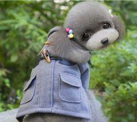 Wholesale Warm Woolen Winter Dog Sweater Good Quality Pet Coat Jacket Pet Supplier Size Color Min Order