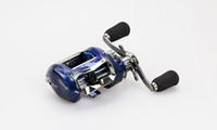 Wholesale Bait Casting Ratio Powerful Gear Lure Reel BB baitcasting Reel Bag Low Profile Fishing Tackle centrifugal braking system