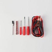 auto gear equipment - Car Emergency Kits Auto Roadside Emergency Tool Supplies Kit Bag Flashlight Car Breakdown Safety Equipment Survival Gear