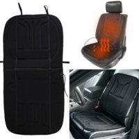 automobile seat heaters - 12V Universal Heated Car Seat Cushion auto Cover automobile Seat Heater Warmer Heater temperature winter household cushion