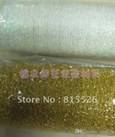 Wholesale The new high grade gold and silver Symphony gauze package packaging materials flower gauze flowers