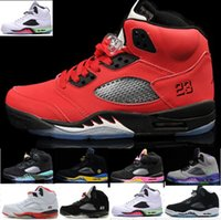 Wholesale 2016 Cheap Retro Mens Basketball Shoes Sneakers Oreo Retro V Men Women Basketball Shoes Sports Shoes Outdoor Training Shoes