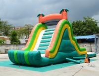 Wholesale Inflatable Slides And Water Slides Cheap Commercial Outdoor