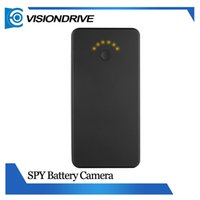 Wholesale Visiondrive T168 P HD Spy DVR Hidden Night Vision Camera Mobile Power Bank Video Recorder Cam