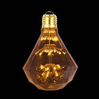 fireworks - Diamond W G95 Globe LED Light Bulb Fireworks Starry Ultra warm K Decorative for Pendant Lamp Dimmable