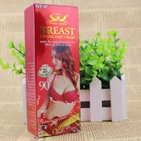 Wholesale 120g make the saggy breast become lifted up from and elastic Chili Breast lifting fast cream