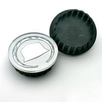 ats cap - Auto Styling mm mm Sliver Car Wheel Caps for Cadillac SRX DTS ATS CTS XLR