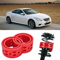 Wholesale 2pcs Super Power Rear Car Auto Shock Absorber Spring Bumper Power Cushion Buffer Special For Infiniti G37s