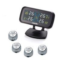 Wholesale catuo U903 external sensors min sensor tyre pressure monitoring system car TPMS PSI BAR tpms car diagnostic tool the newest