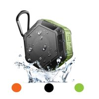 Wholesale Portable Bluetooth Speaker waterproof bluetooth Speakers Waterproof Function and Hours Playtime with retail box