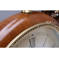 Wholesale Vintage wall sticker clock wanduhr watch pared orologio parete klok horloge murale inches ABS Sided