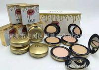 Wholesale Fast Ship Kylie Jenner Face Power Makeup Kylie Face Powder Professional Studio Fix Powder Plus Foundation Press Make Up Cosmetic Colors