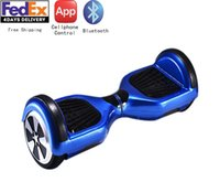 Wholesale inch Wheels Hoverboard Smart Drifting Scooter Electice Balance Scooter Bluetooth Kick Scooter Skateboard