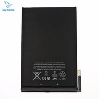 battery module - for ipad mini1 battery mAh Original for ipad mini A1445 Retina Mini1 A1454 A1432 A1455 tablet repair parts batteria
