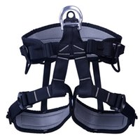 climbing harness - Seat Harness for Mountain Rescue Belts High Altitude Climbing Harness Rock Climbing Rappelling Seat Harness Belt