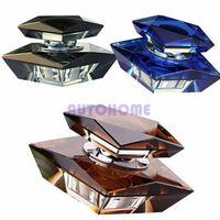 Wholesale 50 X New Car Perfume Seat Elegant K9 Crystal Auto Perfume Bottle Base Set Without Perfume order lt no track